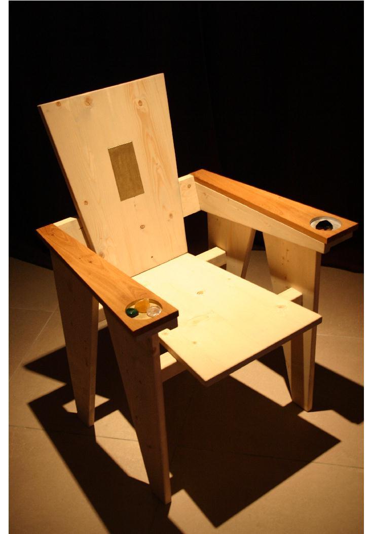 energetische stoel